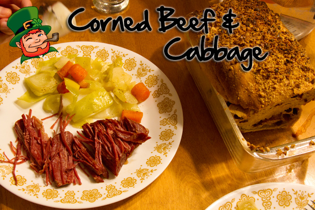 corned beef and cabbage pressure cooker recipe